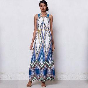 Anthropology Maeve Pakpao Maxi Dress